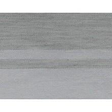 Fouta plate lin rayures blanches 1x2m