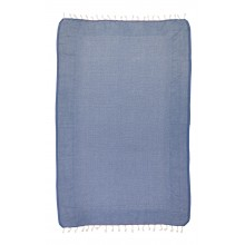Fouta Pestemal Tan Denim
