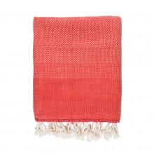 Fouta Pestemal Tan Orange sanguine