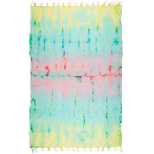 Fouta pestemal Tie Dye Rainbow Candy Shop