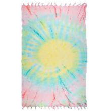 Fouta pestemal Tie Dye Twist Candy Shop